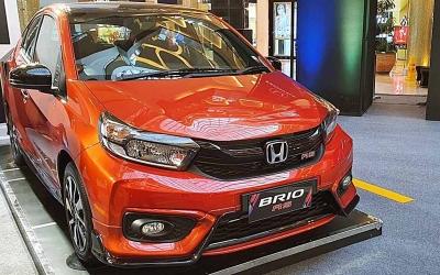 Harga Honda Brio Di Bogor